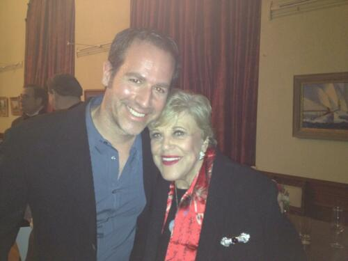 "<font color=""white"">Kaye Ballard, Wilshire Ebell Theatre, Los Angeles</font>"