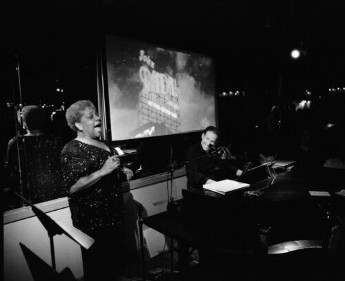 "<font color=""white"">Accompanying Terry White at The Other Side piano bar, Silver Lake, Los Angeles</font>"