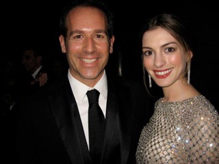 "<font color=""white"">Anne Hathaway, Princess Grace Awards, Cipriani, New York City</font>"